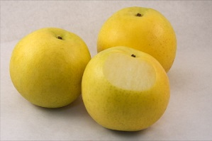 Apple Pears,  (1/2 cup, 3-Layer Tray, 84/96 ct/cs) Fresno