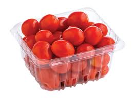 Tomatoes, Grape (12x1 Pint Clamshell) pkd in San Joaquin