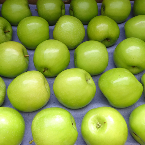 Apples, Granny Smith (3/4 cup, 163 ct/cs) San Joaquin