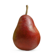 Pears, Red  (1/2 cup, 135 ct/cs, 40#)