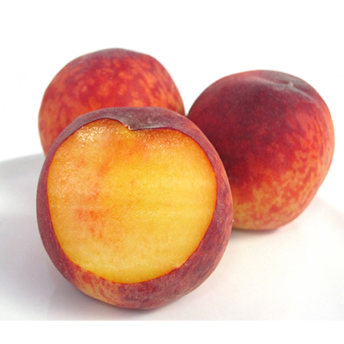 Peaches, Yellow (1/2 cup, size 80/84 -approx 120ct) Fresno