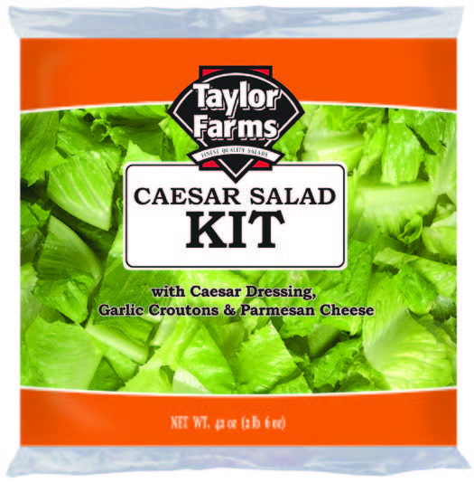 Caesar Salad Kit [4 ct/cs, 42 oz, Monterey County, 11.0 lb(s)]
