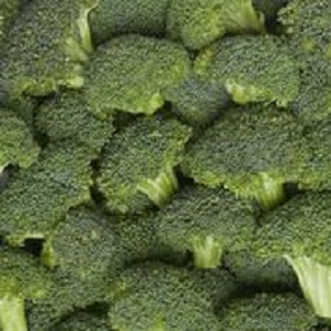 Broccoli, Florets (4 ct/cs, 3 lb bags, Monterey County, 12 lbs)