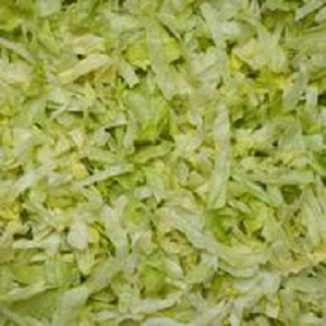 "Lettuce, Iceberg - 1/8"" Shred (4 ct/cs, 5 lb bags, Monterey County, 20 lbs)"